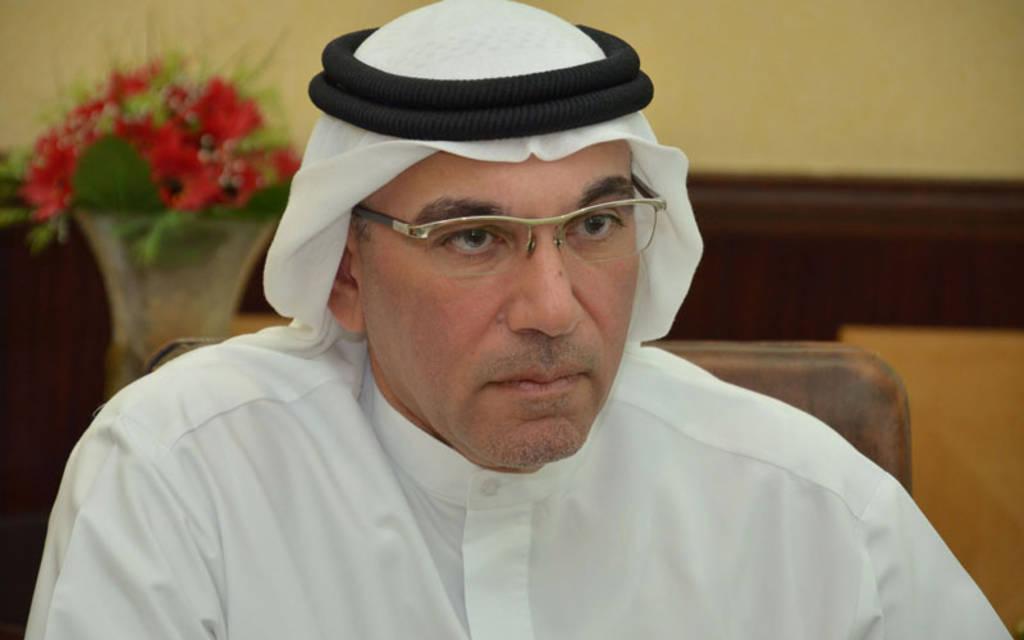 مدير عام الهيئة الاتحادية للضرائب خالد البستاني