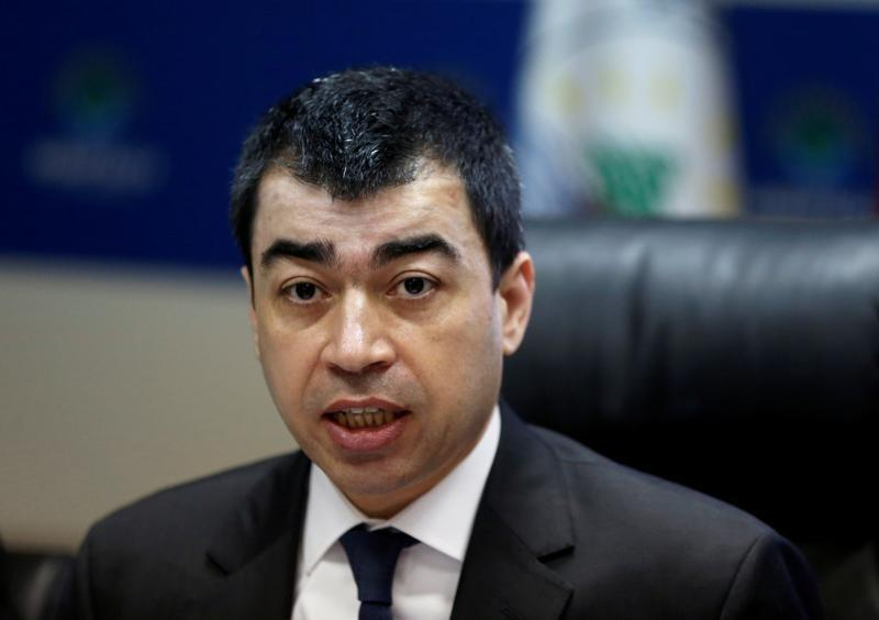 وزير الطاقة اللبناني سيزار أبي خليل
