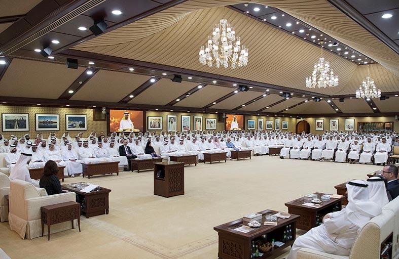 مجلس محمد بن زايد