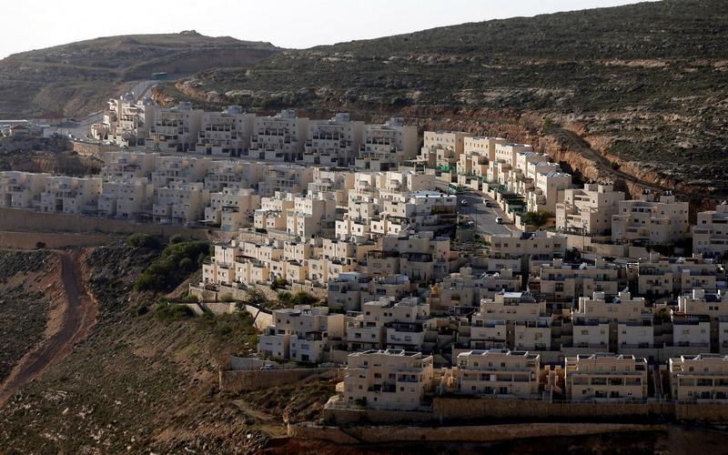 إحدى المستوطنات الإسرائيلية