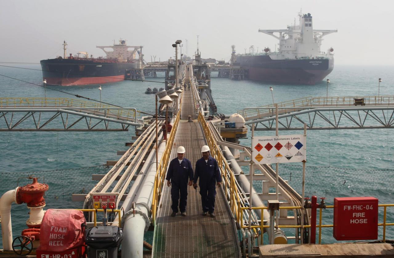 هبوط مبيعات المنتجات النفطية في اليابان