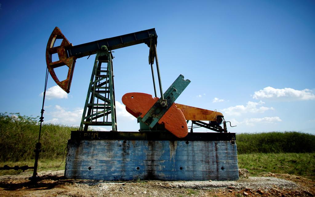 انتاج النفط الصخرى فى الولايات المتحدة