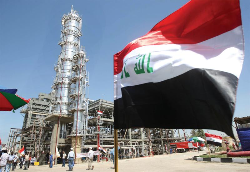 النفط العراقى