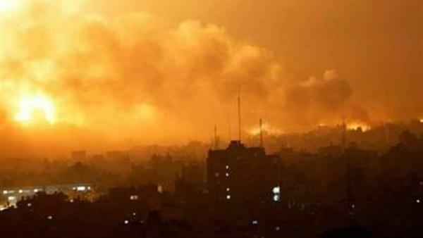 طائرات الاحتلال الإسرائيلي