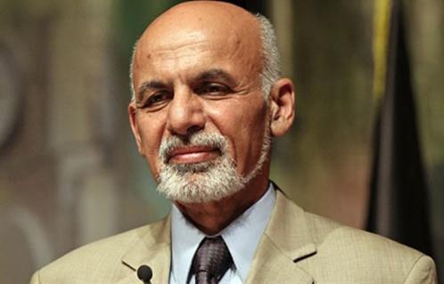 الرئيس الأفغاني محمد أشرف عبدالغني