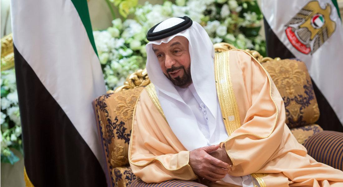 صاحب السمو الشيخ خليفة بن زايد آل نهيان