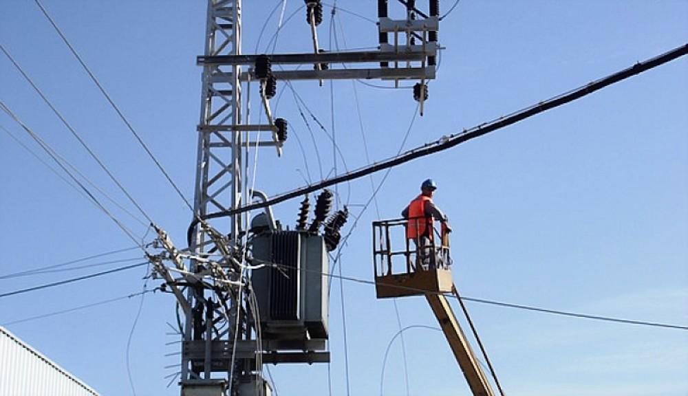 خطوط الكهرباء .. صورة أرشيفية