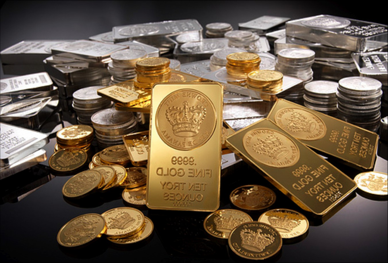 ارتفاع أسهم الذهب والبلاتين وهبوط الفضة والبلاديوم