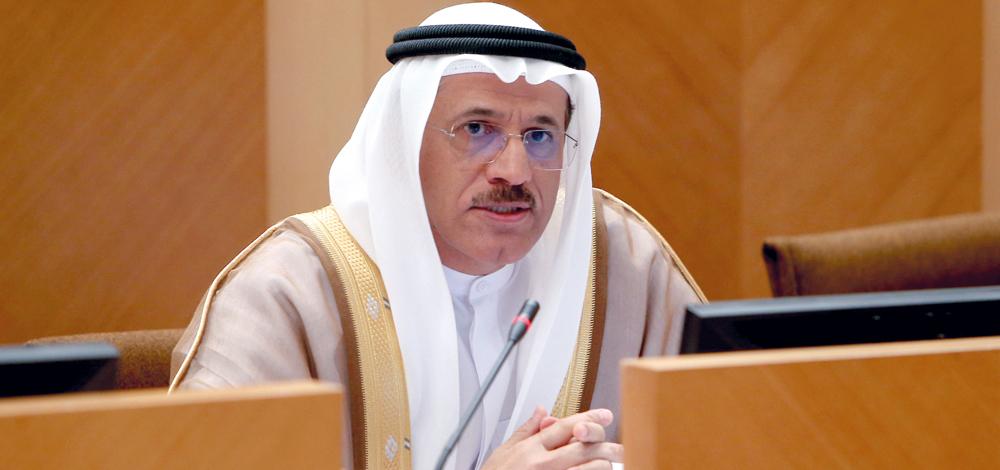 وزير الاقتصاد الإماراتى سلطان بن سعيد المنصوري