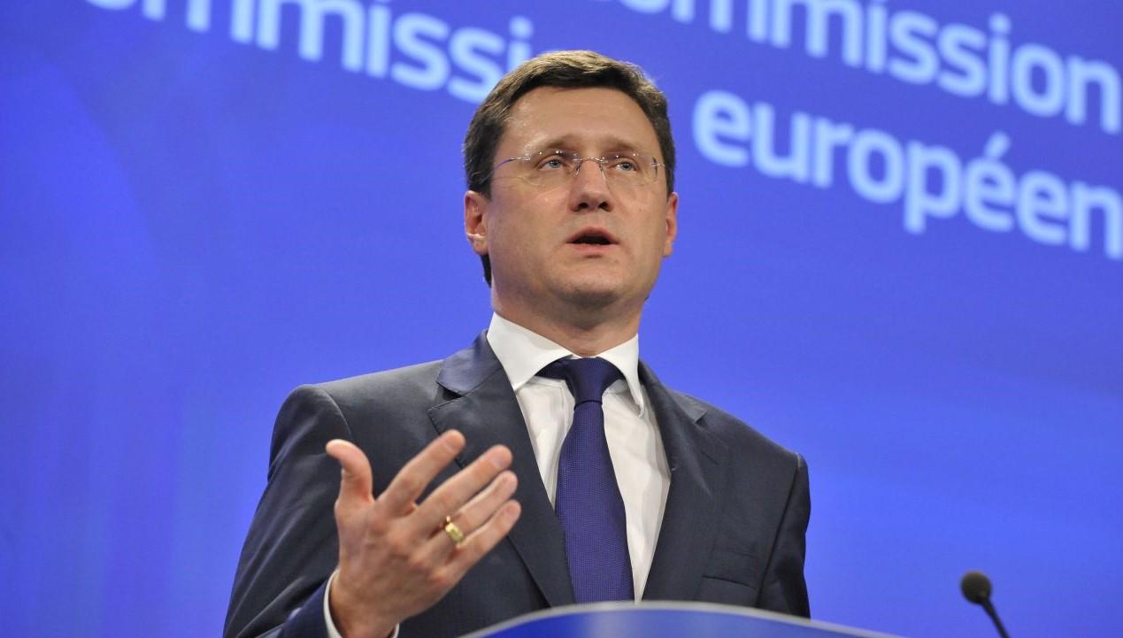 وزير الطاقة ألكسندر نوفاك
