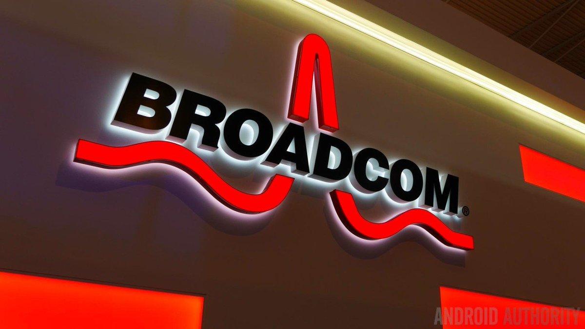 شعار شركة برودكوم