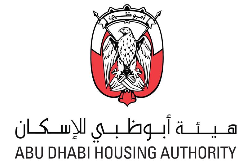 شعار هيئة أبوظبي للإسكان