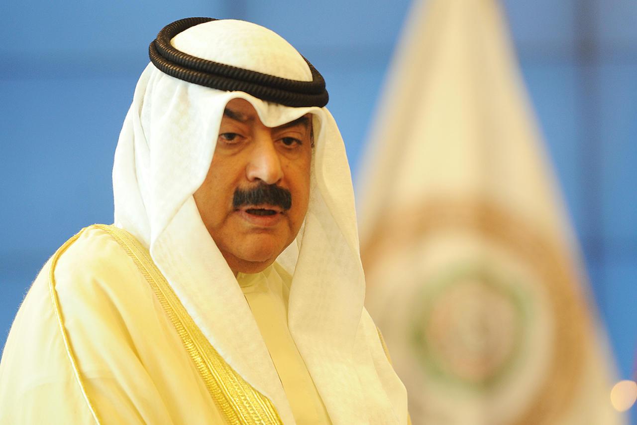 نائب وزير الخارجية الكويتي خالد الجارالله