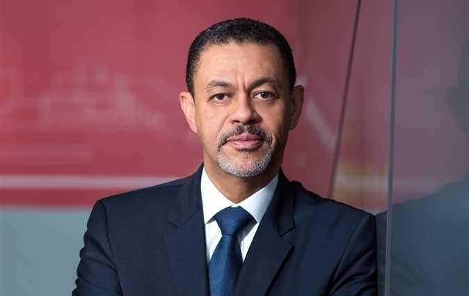 خالد الجبالي  الرئيس الإقليمي لشركة ماستر كارد