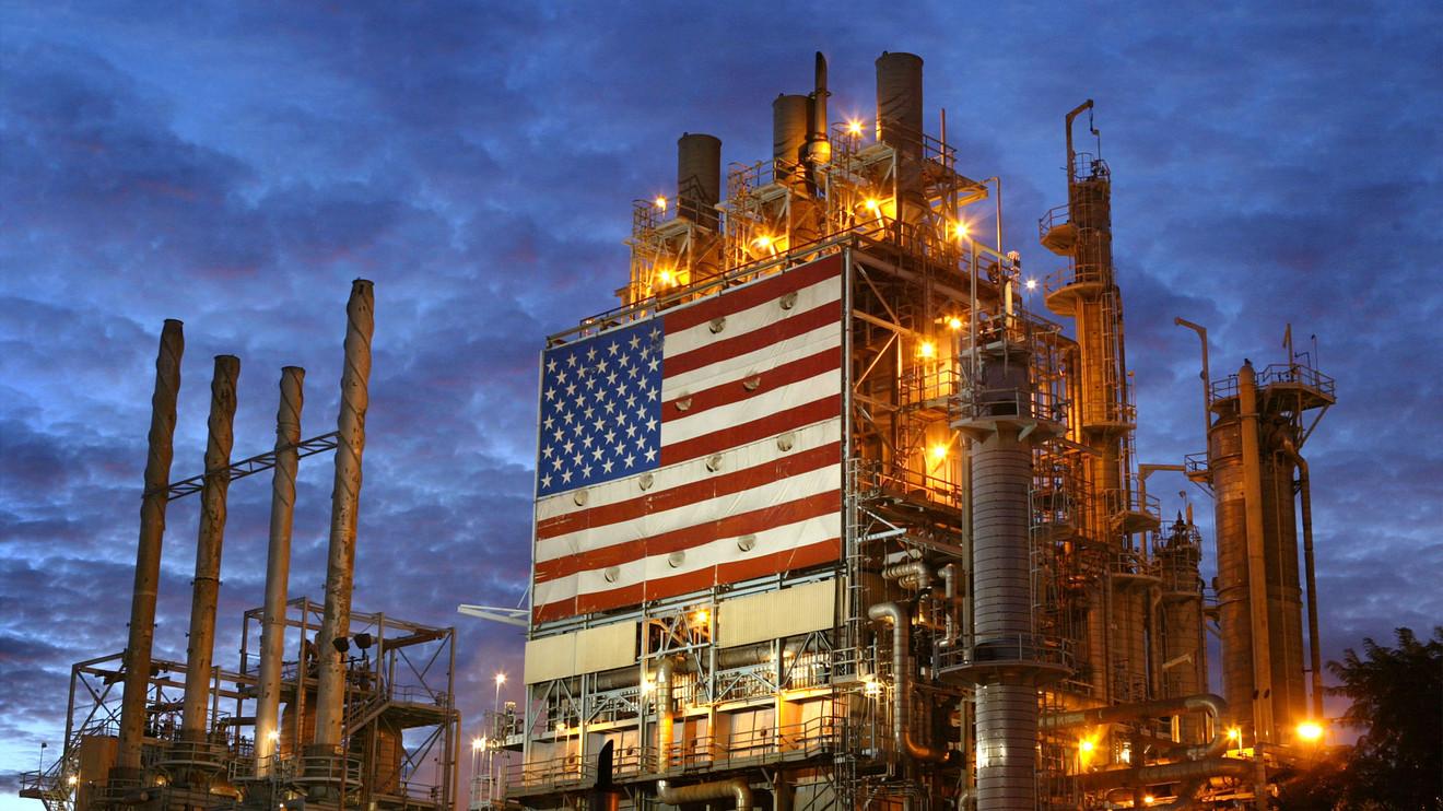 مخزونات النفط الخام الأمريكية