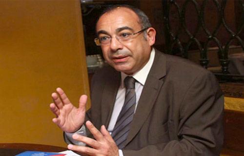 السفير محمد إدريس مندوب مصر الدائم بالأمم المتحدة