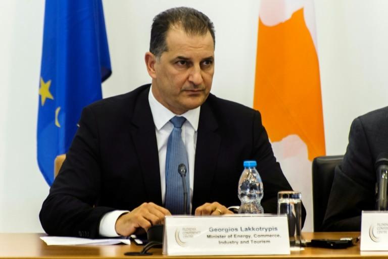 وزير الطاقة القبرصي جورج لاكوتريبيس