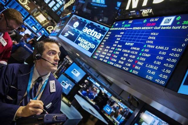 مؤشر الأسهم الأمريكية .. صورة ارشيفية