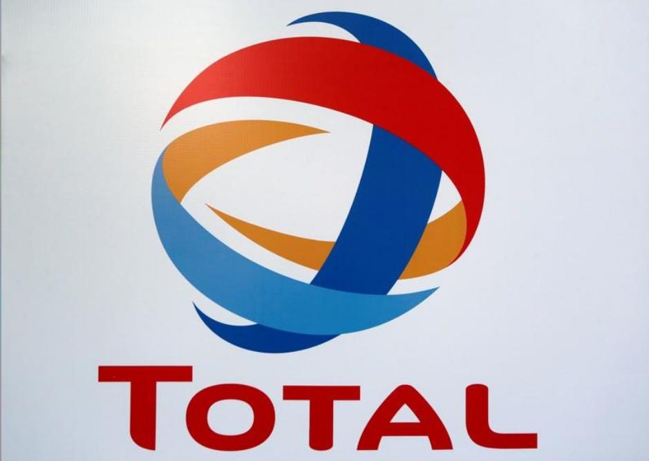 شعار شركة توتال الفرنسية في مكسيكو سيتي