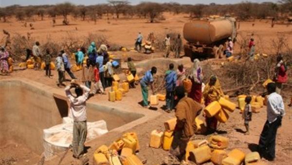 تفشي الجوع في جنوب قارة أفريقيا