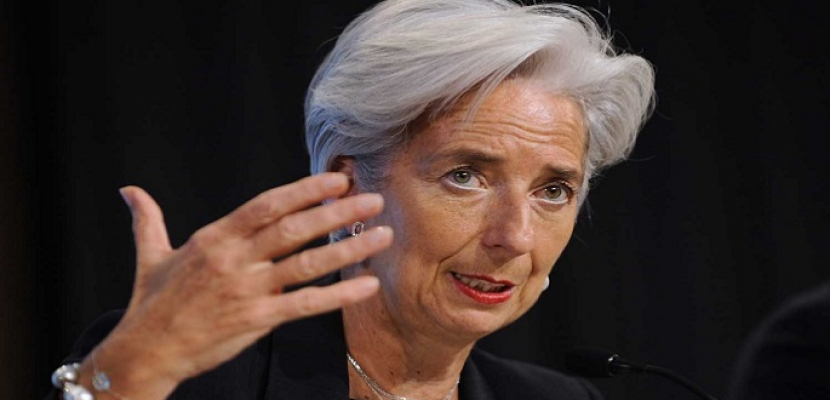 مدير عام صندوق النقد الدولي كريستين لاجارد