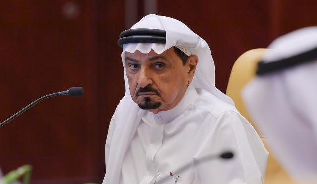 الشيخ حميد بن راشد النعيمي عضو المجلس الأعلى حاكم عجمان