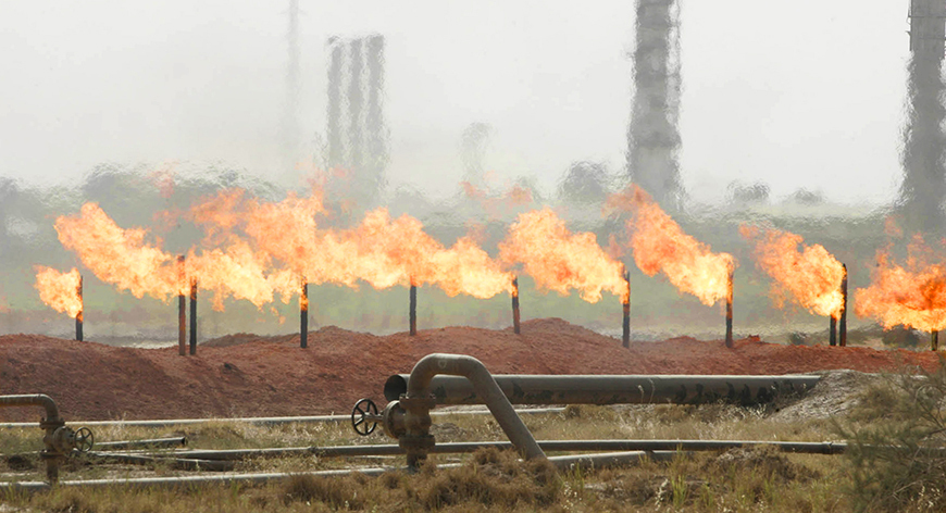 حقول النفط فى كركوك