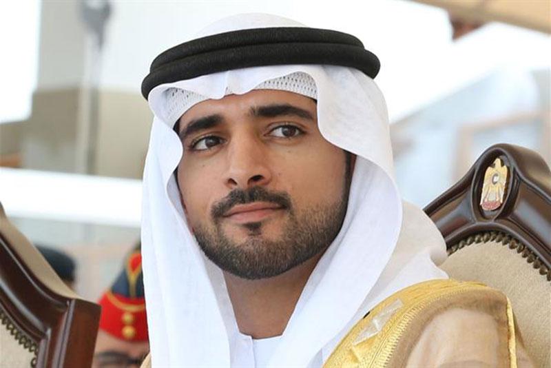 سمو الشيخ حمدان بن محمد بن راشد آل مكتوم ولي عهد دبي