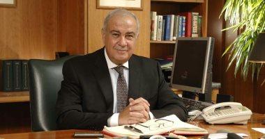حسين شكرى رئيس مجلس إدارة شركة اتش سى للأوراق المالية والاستثمار