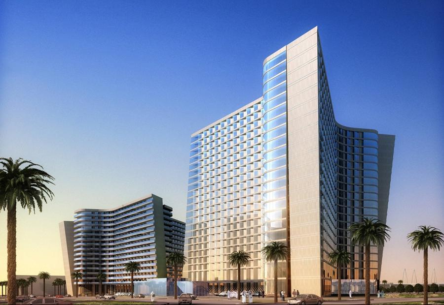 Hilton Riyadh Hotel and  Residences opening 2018