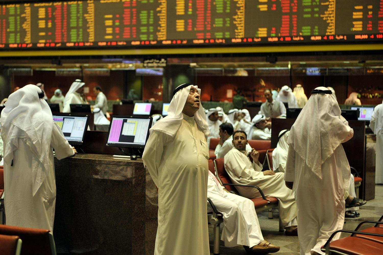 التداول فى بورصة الكويت