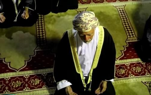 الوزير العماني في مسجد قبة الصخرة