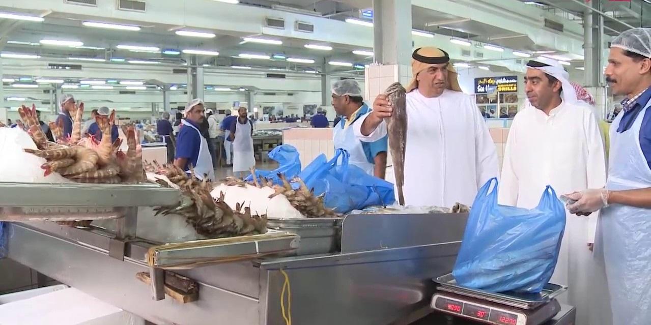 وقف صيد وتسويق أسماك الشعري والصافي في الدولة خلال مارس وأبريل
