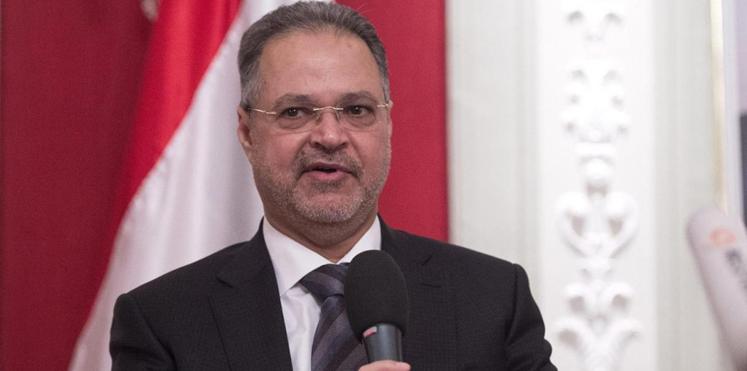 وزير الخارجية اليمني عبدالملك المخلافي