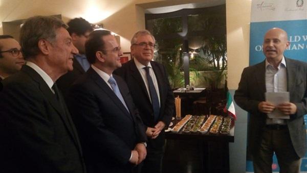 السفير الإيطالي لدى موسكو، باسكوالي تيراتشيانو