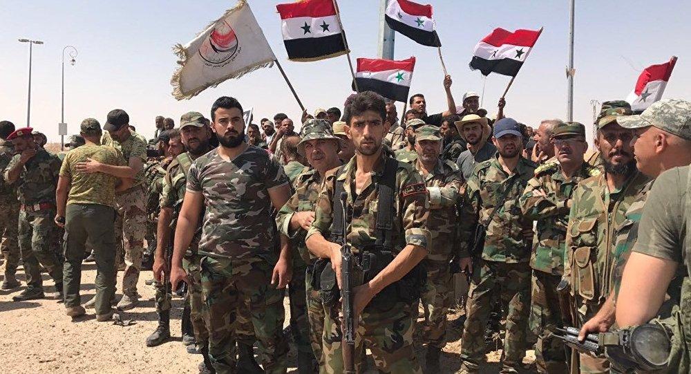 الجيش السوري في عفرين