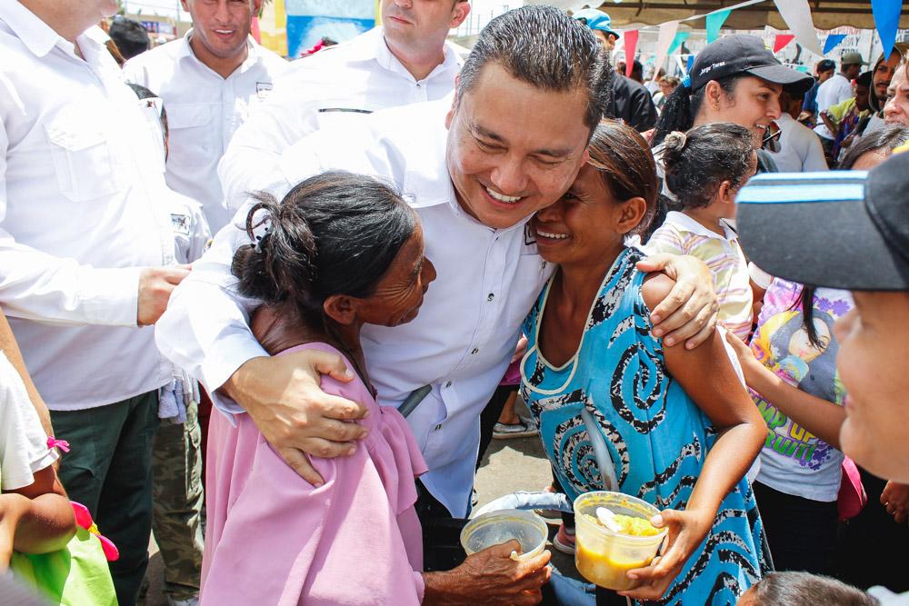 القس الإنجيلي الفنزويلى خافيير بيرتوتشي