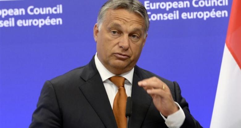 رئيس الوزراء في المجر فيكتور أوربان