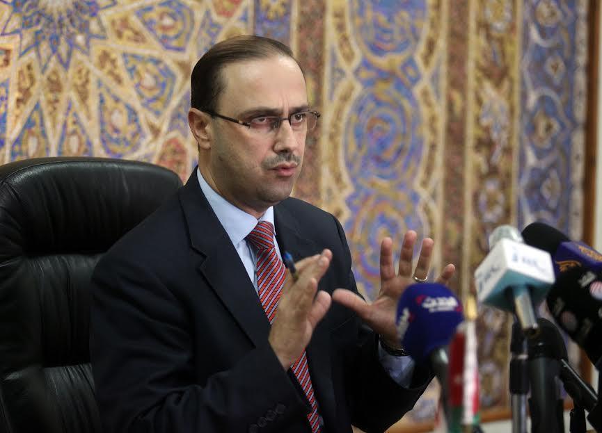 وزير الدولة لشؤون الإعلام الأردني محمد المومني