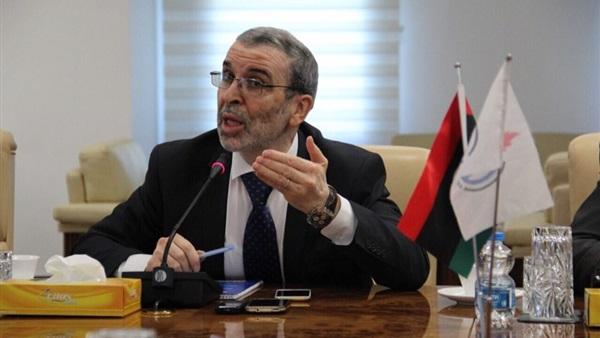 مصطفى صنع الله رئيس مجلس الوطنية الليبية