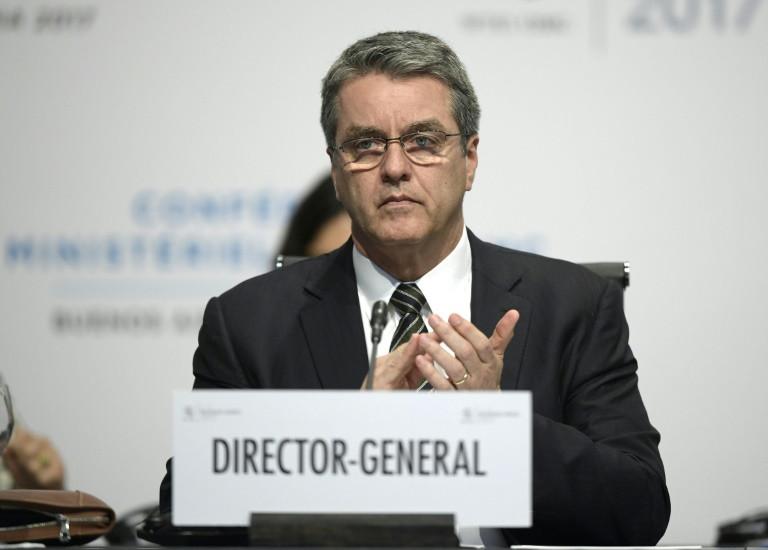 مدير عام منظمة التجارة العالمية روبرتو ازيفيدو