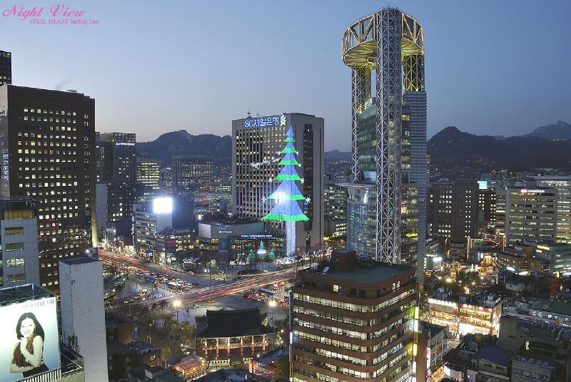 سول عاصمة كوريا الجنوبية