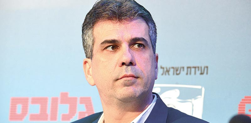 وزير الاقتصاد الإسرائيلي إيلي كوهين