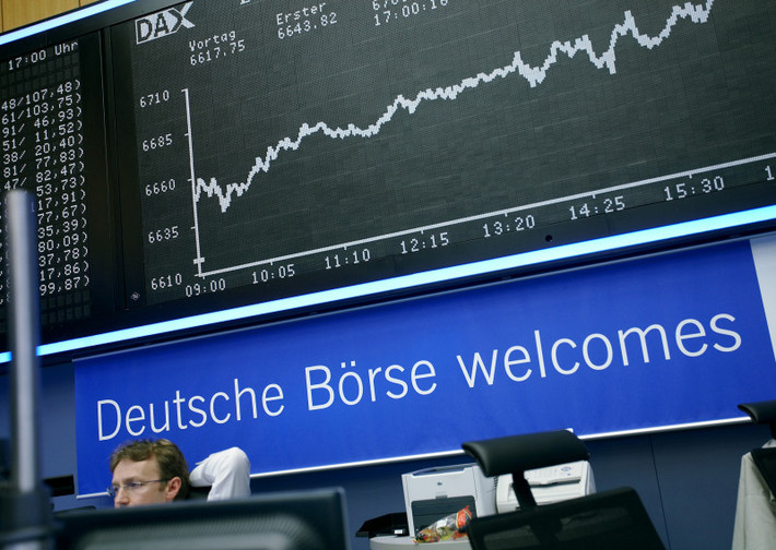 البورصة الألمانية