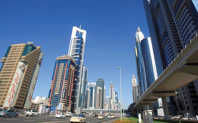 أراضي دبي