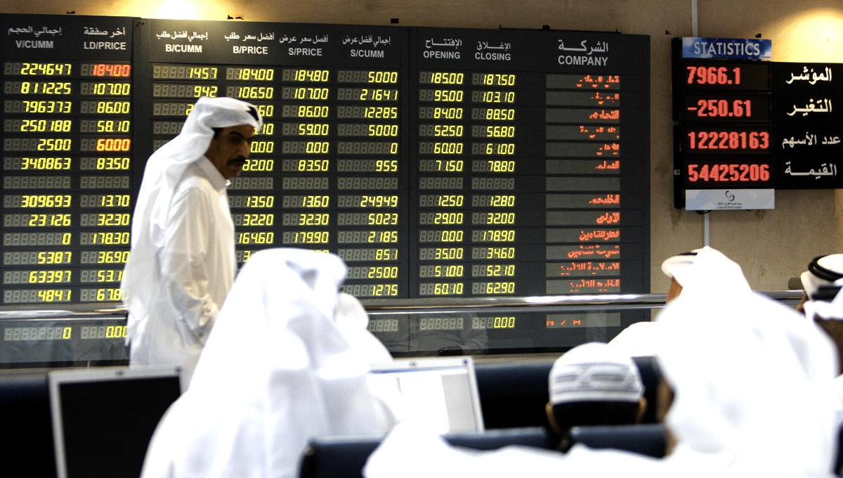 المؤشر الاقتصادى لقطر