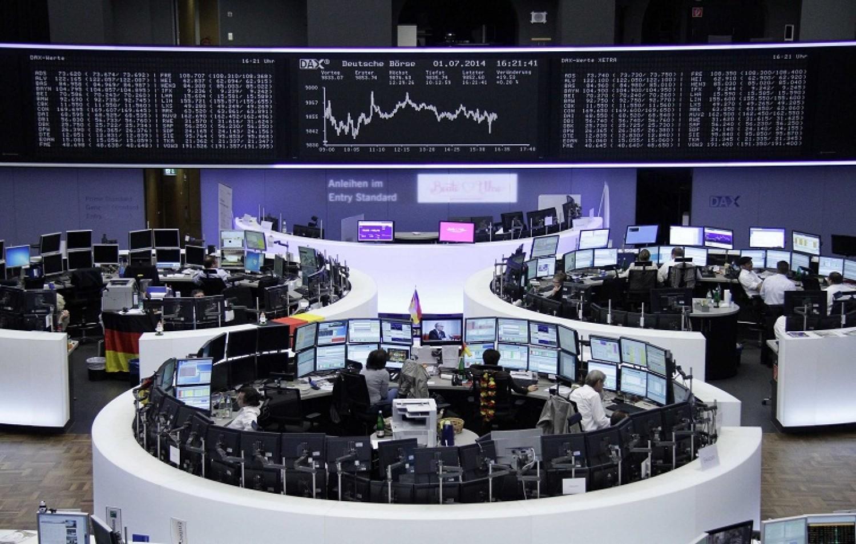 الاسهم الاوربية