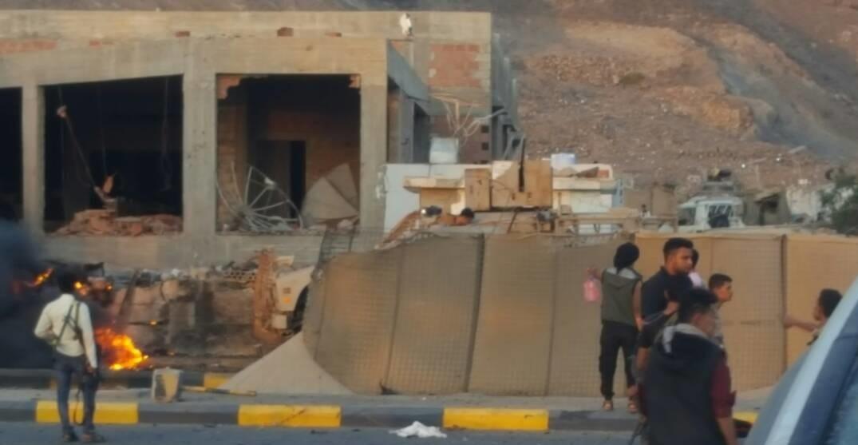 مكافحة الارهاب  في عدن