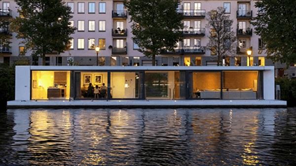 المنازل في هولندا