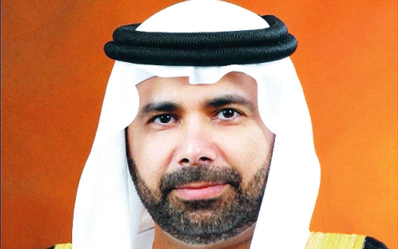 علي عيسى النعيمي مدير عام دائرة التنمية الاقتصادية في عجمان
